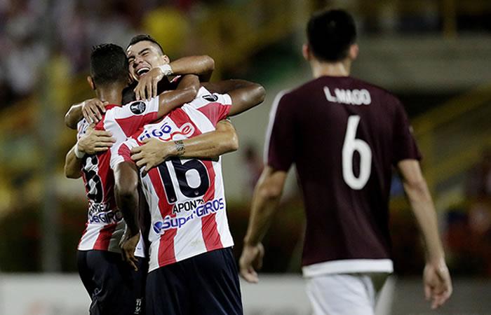 Junior sale victorioso y clasifica a la tercera fase de los Libertadores
