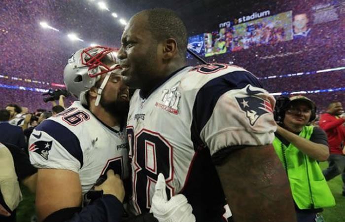 Estos campeones de la NFL han declinado la invitación de Trump