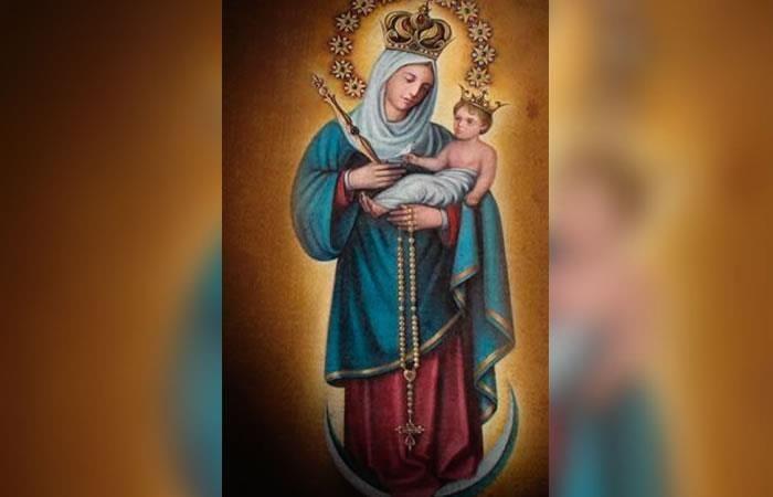 YouTube: Oración a la Virgen de Chiquinquirá