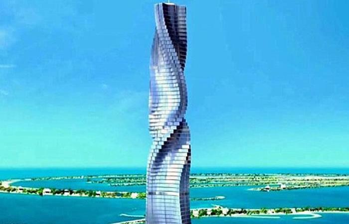 Dubái: Huéspedes pueden girar sus habitaciones 360°