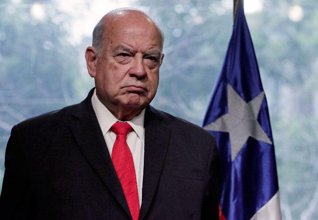 Insulza le dice a Morales que si logra reelección gobernará más que Pinochet