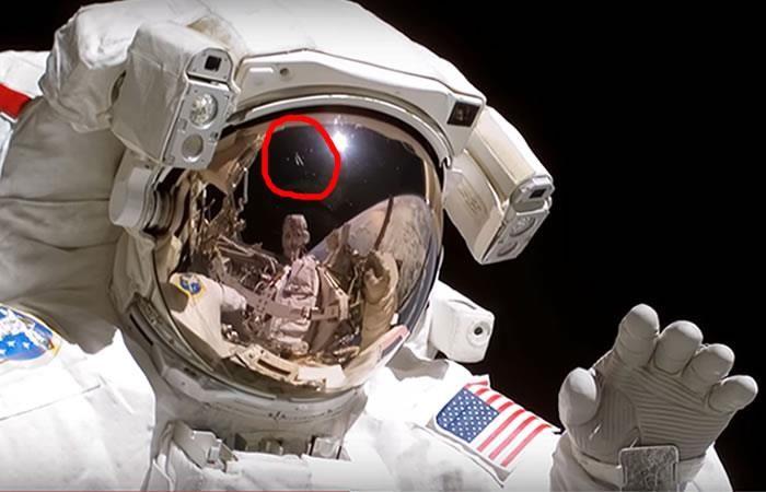 OVNI: Error de la NASA deja ver varios en la Estación Espacial