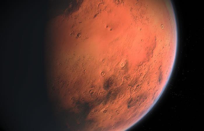 Marte: CIA desclasificó hallazgo de una civilización extinguida
