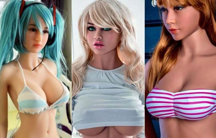 Twitter: El primer prostíbulo de muñecas sexuales abre sus puertas