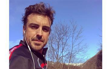 Instagram: Fernando Alonso responde a un troll que le llama 'Rata'
