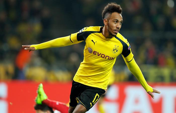 Borussia Dortmund: ¡Simplemente Aubameyang!