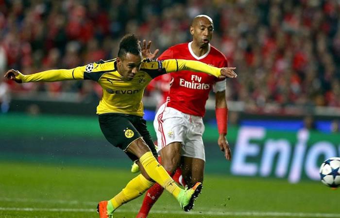 Borussia Dortmund vs. Benfica: Hora y transmisión EN VIVO