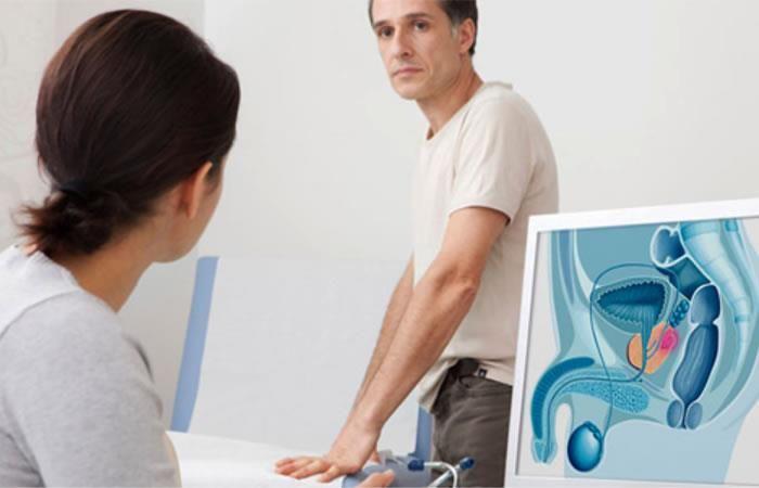 YouTube: Mitos frecuentes sobre el examen de próstata