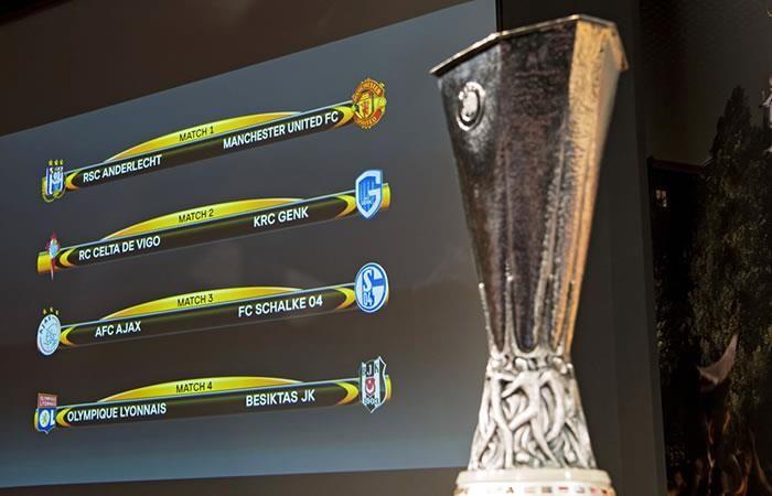 Europa League: Así quedaron las llaves de cuartos de final