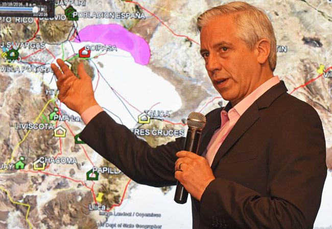Gobierno de Bolivia denuncia nueva agresión de Chile