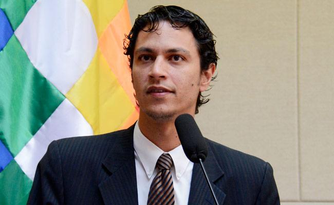 Marko Machicao es el nuevo representante de Bolivia ante el BID