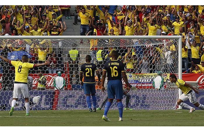 Ecuador vs. Colombia: Transmisión EN VIVO