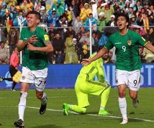 """Según Soria, Bolivia ya no juega a """"puro vértigo"""""""