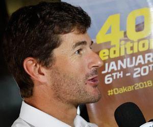 Según Marc Coma, el 40° Dakar tendrá un 'recorrido ideal'