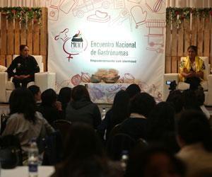 Gastrónomas bolivianas se abren paso