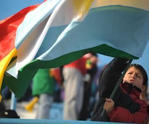 En 15 meses 80.000 bolivianos fueron recibidos en Argentina