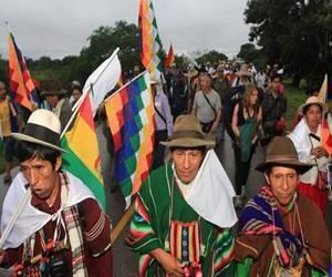 Indígenas de Trinidad participan enactividades de la Iglesia por Semana Santa