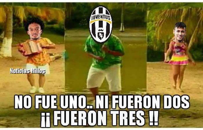 Juventus vs. Barcelona: Los mejores memes que dejó el partido