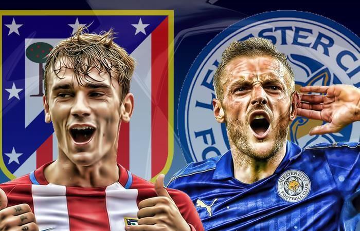 Atlético de Madrid vs. Leicester City: Hora y transmisión EN VIVO