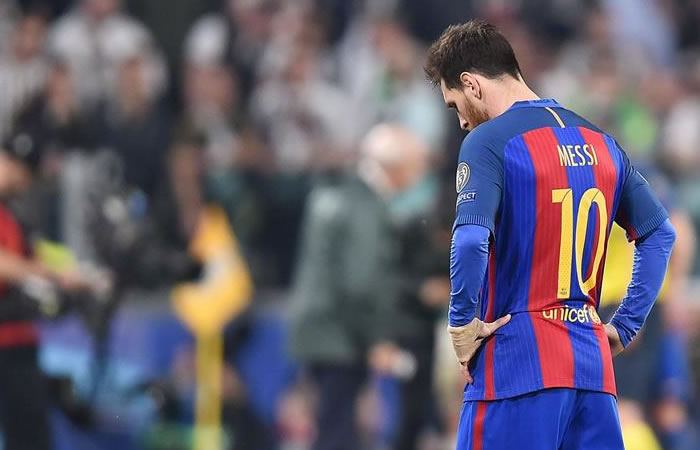Juventus vs. Barcelona: Lo que usted no vio del partido