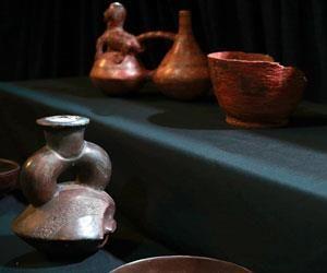 Recuperan 17 piezas arqueológicas que iban a ser llevadas a EEUU