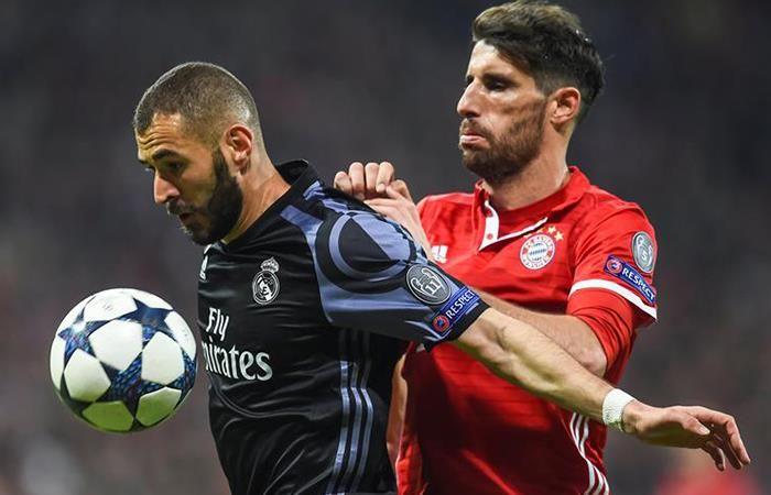 Real Madrid vs. Bayern Múnich: Hora y transmisión EN VIVO