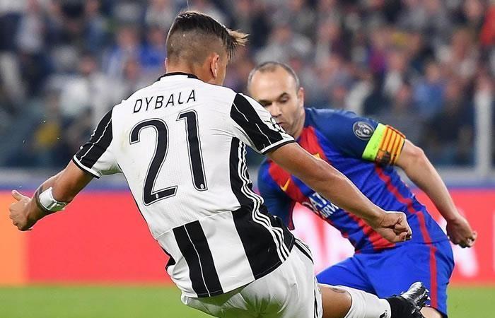 Barcelona vs. Juventus: Hora y transmisión EN VIVO