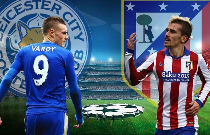 Leicester vs. Atlético de Madrid: Transmisión en VIVO