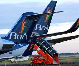 BOA anuncia 6 nuevos aviones
