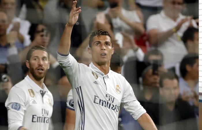 Cristiano Ronaldo: ¿Aburrido de la hinchada del Real Madrid?