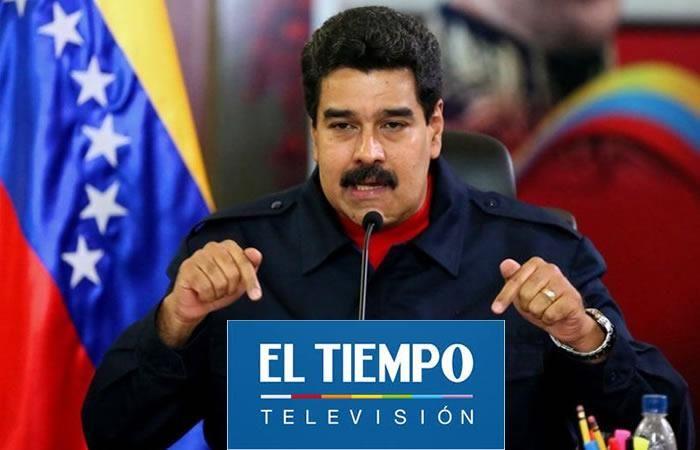 'El Tiempo Televisión' sale del aire en Venezuela por orden del Gobierno