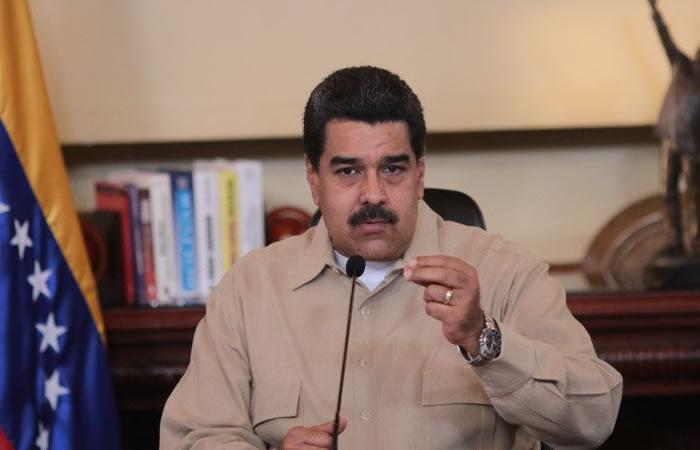 Maduro activa plan 'cívico militar' contra amenazas de golpe de Estado