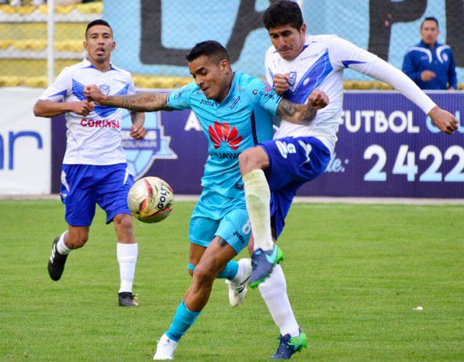 Tras pasar la mitad del torneo, Bolívar mantiene una cómoda ventaja