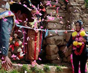 Restauran nichos de época inca en la Isla del Sol en el Lago Titicaca
