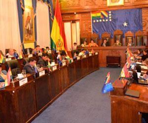 Modifican normas para elección de autoridades judiciales