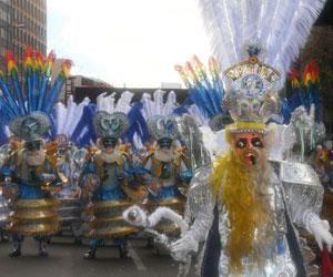 Bolivia postula la fiesta del Gran Poder a Patrimonio de la Unesco