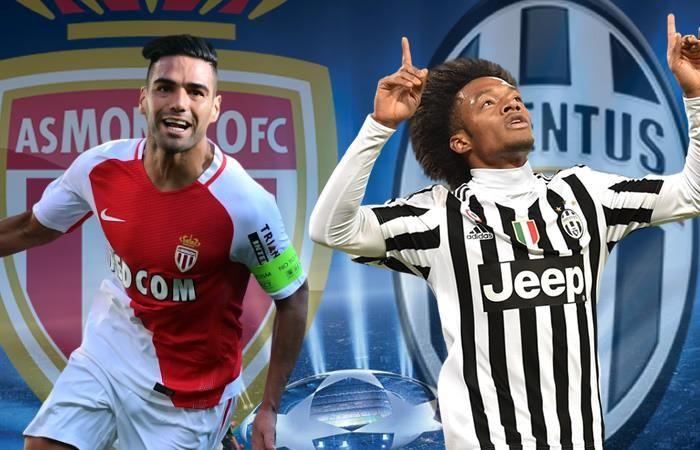 Mónaco vs. Juventus: Transmisión EN VIVO