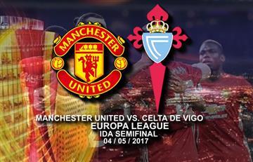 Celta de Vigo vs. Manchester United: Transmisión EN VIVO online