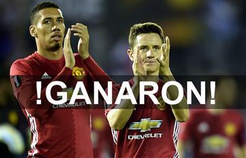 Manchester United se acerca a la gran final de la Europa League