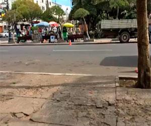 Preocupa deterioro de la imagen de la ciudad de Sucre