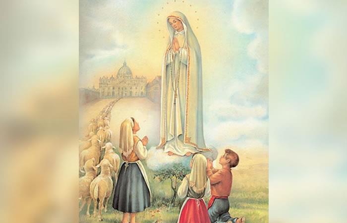YouTube: Novena Virgen de Fátima para las causas urgentes, día 6