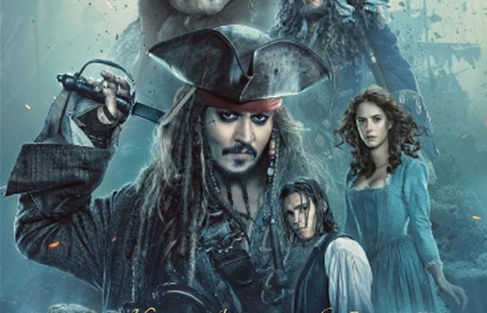Disney: Hackers robarían'Piratas del Caribe' y amenazan con publicarla