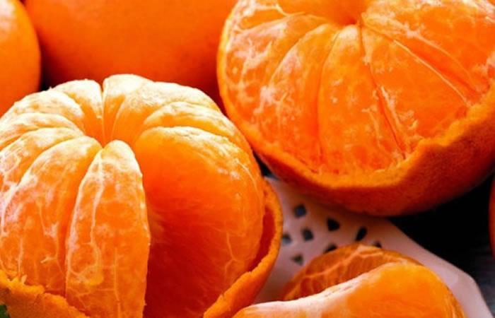 YouTube: Consumir dos mandarinas al día previene el resfriado