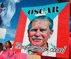 Morales saluda liberación de independentista puertorriqueño Óscar López