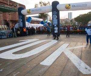 Mendoza de La Paz y Vasco de Oruro ganan la carrera 10K en Sucre