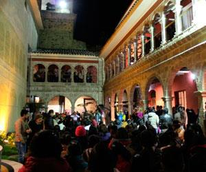 Nuevamente miles se bañaron de cultura en la Noche de Museos
