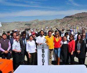 La Paz se impulsa como un destino gastronómico internacional