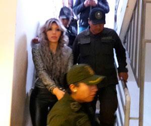 10 años de prisión a Gabriela Zapata