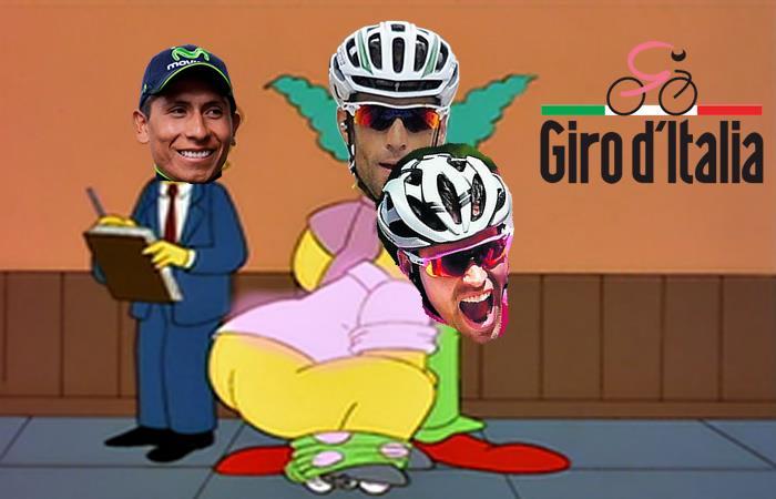 Giro de Italia: Los memes que dejó 'la embarrada' de Dumoulin