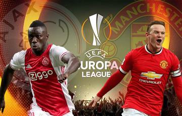 Ajax vs. Manchester United: GRAN FINAL EN VIVO